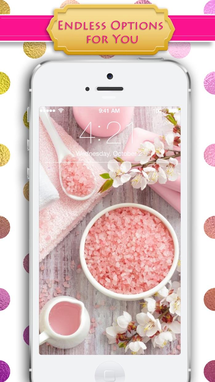 Girl Wallpapers - HD Girls Backgrounds Wallpaper Screenshot