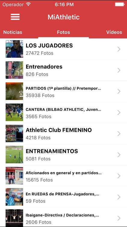 "Miathletic - ""for Athletic Club de Bilbao fans"""