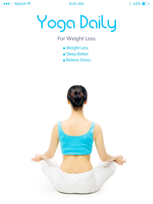 Yoga for weight loss daily yoga studio fitness on the app store ccuart Image collections