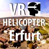 VR Erfurt Helicopter Flight - Virtual Reality 360