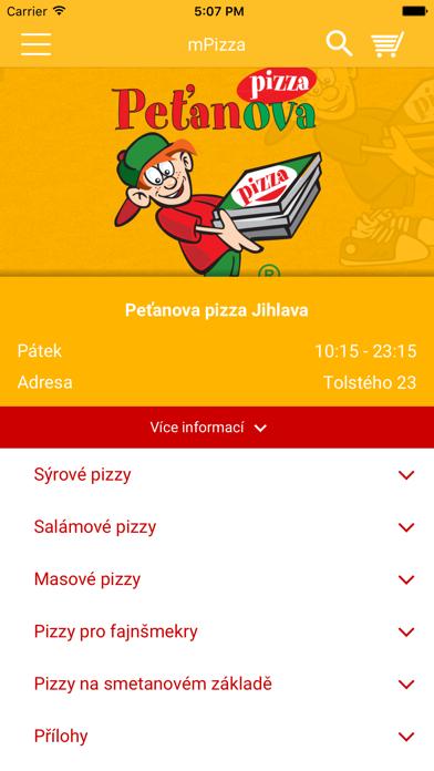 点击获取Peťanova pizza