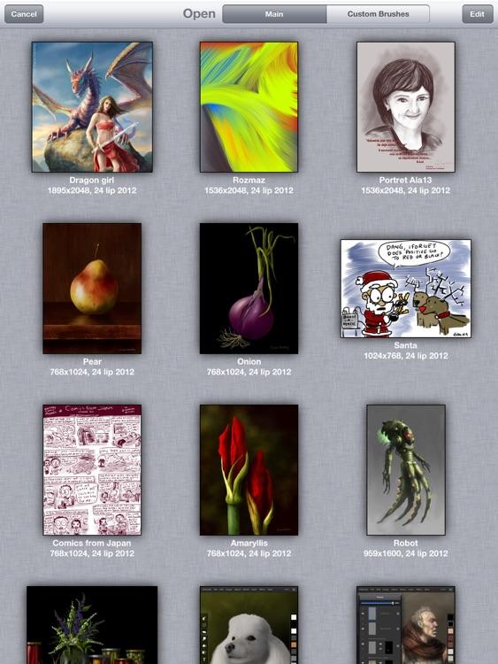 ArtStudio for iPad -Paint&Draw screenshot-4