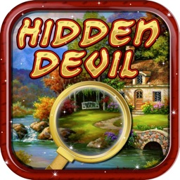 Hidden Devil  - Hidden Objects game for kids and adults