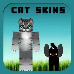 Cat Skins For Minecraft PE On The App Store - Skins para minecraft pe cat