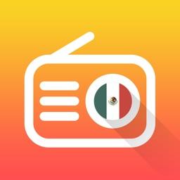 Mexico Radio Live FM: Mexico Radios & música