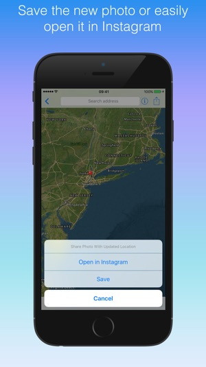 Mappr latergram location editor for instagram on the app store ccuart Image collections