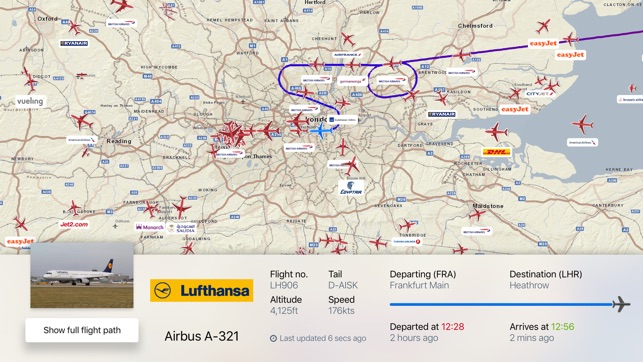 Plane Finder - Flight Tracker im App Store