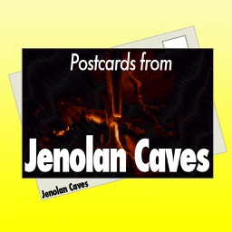 Postcards from Jenolan Caves