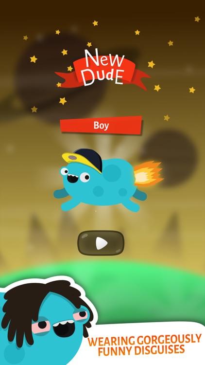 Dude On Fire screenshot-3