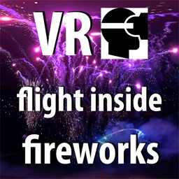 Fireworks VR Flight
