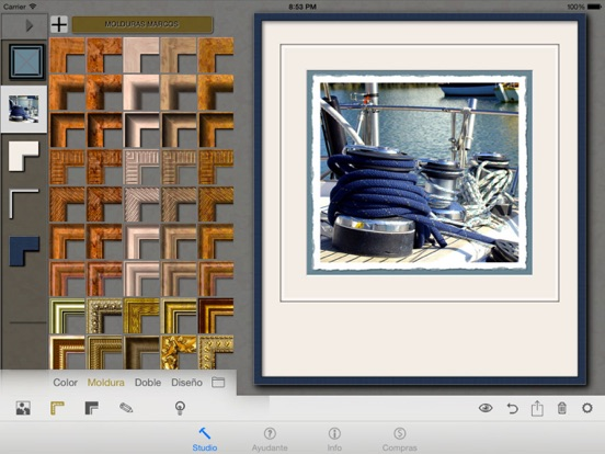 Frame Builder - Photo Framing IPA Cracked for iOS Free Download