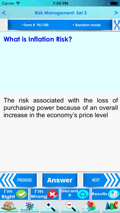 Risk Management: 2400 Study Notes, & Quizzes screenshot-4