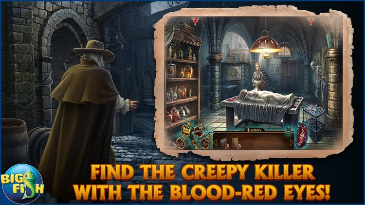 Dark Tales: Edgar Allan Poe's The Tell-tale Heart - A Hidden Object Mystery (Full) screenshot-0