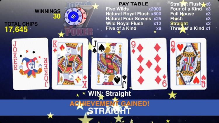 Joker Poker 88 screenshot-3