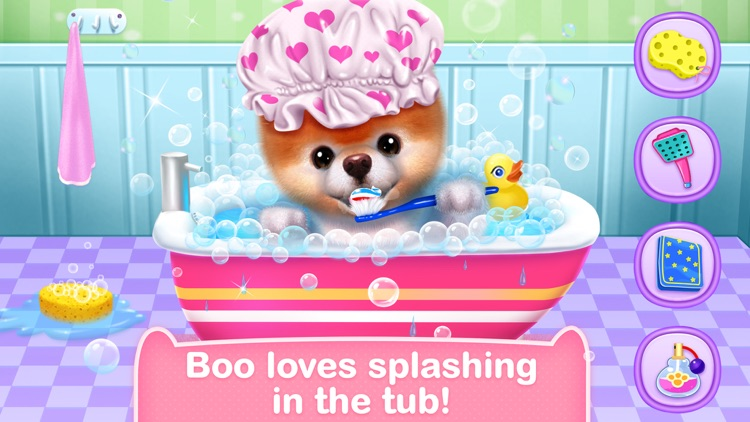 Boo - The World's Cutest Dog Game! screenshot-3