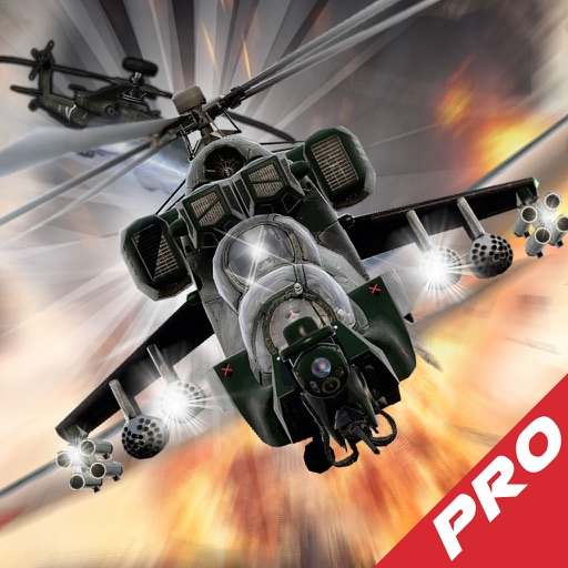 Copters Combat Racing Pro - Simulator Race Helicopter Game icon