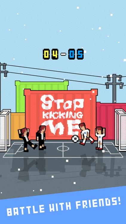 Holy Shoot - soccer battle games for physics screenshot-3