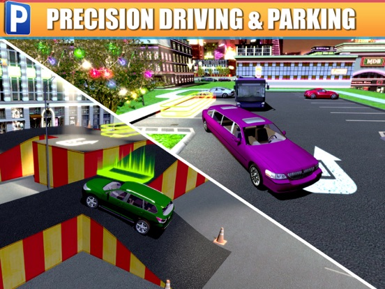 7f16879e118 ... Screenshot #5 for Shopping Mall Car Parking Simulator a Real Driving  Racing Game ...