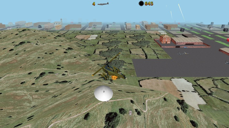 RC Helicopter 3D Lite screenshot-0