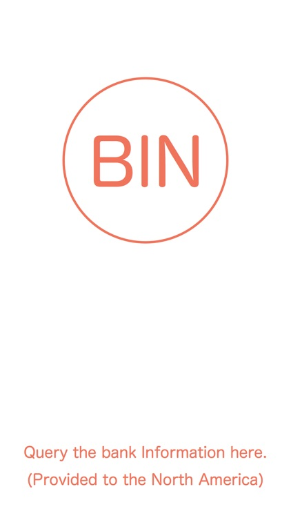 BIN Database for North America