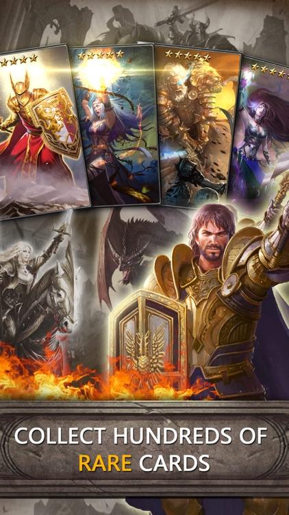 Heroes of Camelot screenshot-3