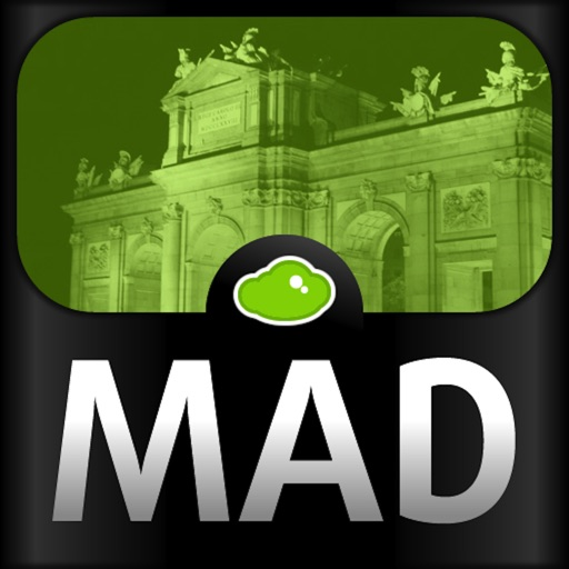 Madrid - Travel Guide offline minube