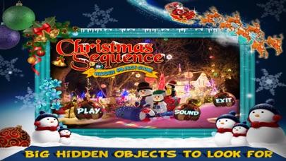 Christmas Sequence Hidden Object Games 4