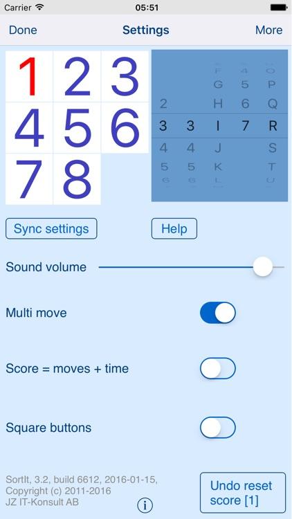 SortIt for Phone & TV screenshot-3