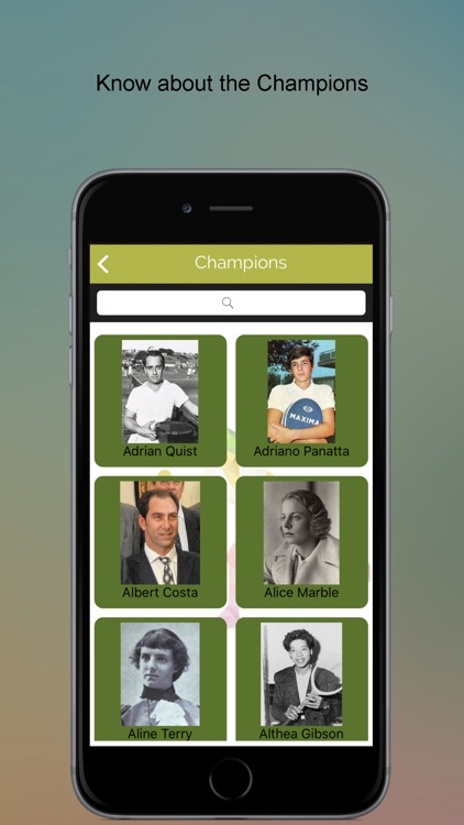 Tennis Guide SMART Dictionary screenshot-4