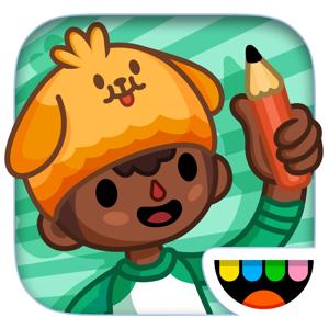 Toca Life: School app