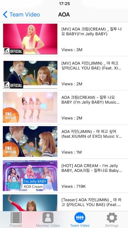 K-pop Idol Girls