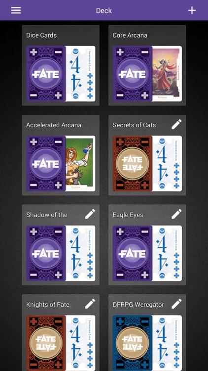 Deck of Fate screenshot-3