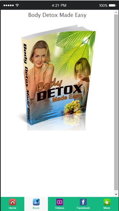 Detox Cleanse - Simple & Natural Ways to Detox Your Body screenshot three