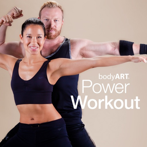 Brigitte Fitness bodyART Power Workout