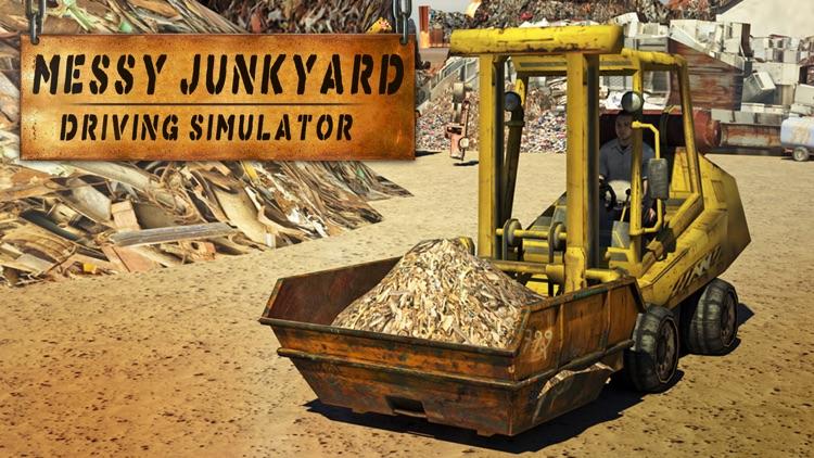 Messy Junkyard Driving Simulator By Lalit Kharadi