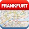 法兰克福离线地图 - 城市 地铁 机场