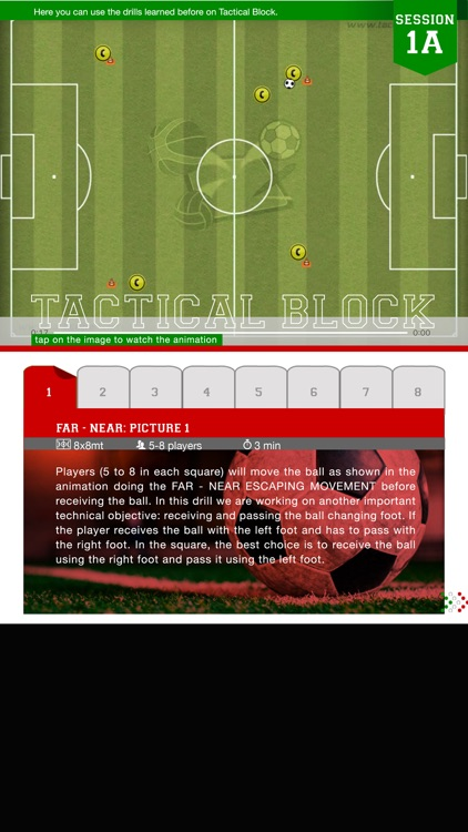 Teaching Soccer Italian Style U12-U14 screenshot-2