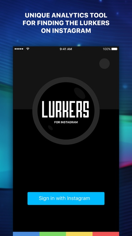 Lurkers for Instagram – View My Ghost Followers