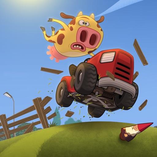 Cows Vs Sheep: Mower Mayhem icon