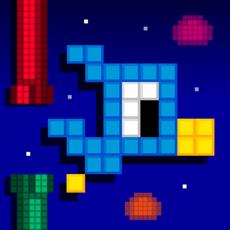Activities of Dippy Chick - Pixel Bird Flyer by Qixel