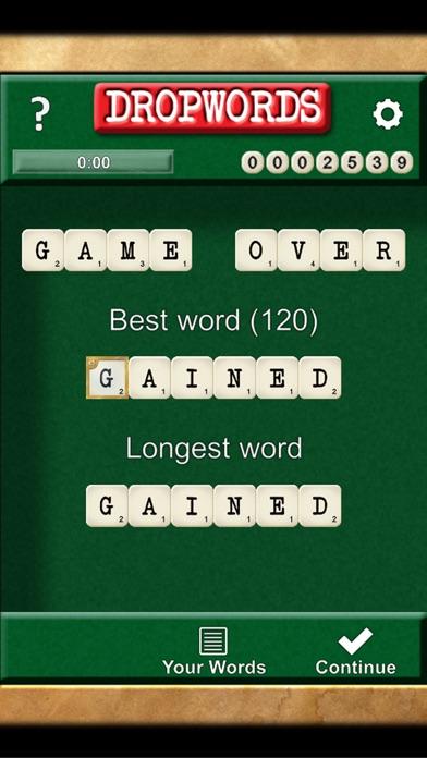 Dropwords Free