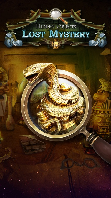 Treasure Hunt - A Hidden Object Mystery Game