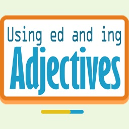 Using ed and ing adjectives Free