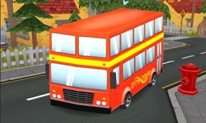 City Racer Cars 3D for TV
