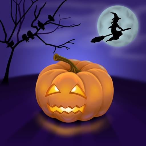 Хэллоуин. Раскраска для детей