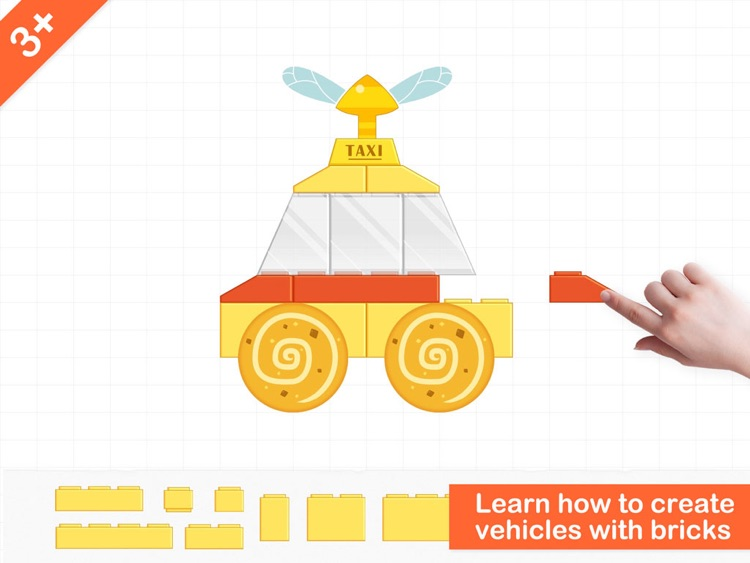 Labo Brick Car(3+) screenshot-0