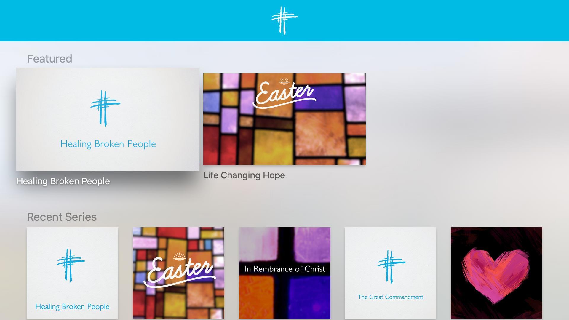 Trinity Baptist Church screenshot 7