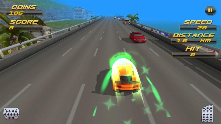 Real Traffic Racer 3D screenshot-3