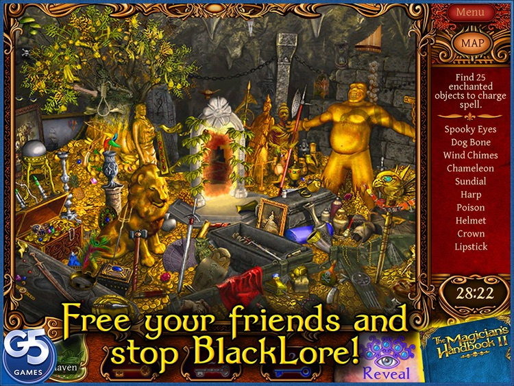 The Magician's Handbook II: Blacklore HD screenshot-4