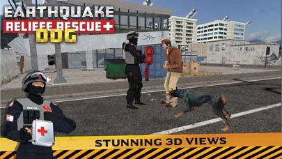 点击获取Earthquake Relief & Rescue Simulator : Play the rescue sniffer dog to Help earthquake victims.